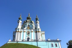 St Andrew's Church Kyiv travel
