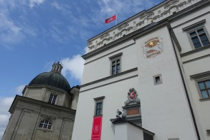 palace of the grand dukes lithuania