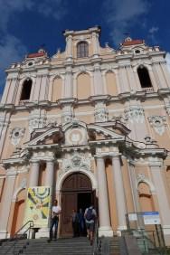 st casimir church vilnius