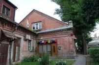 uzupis house near river