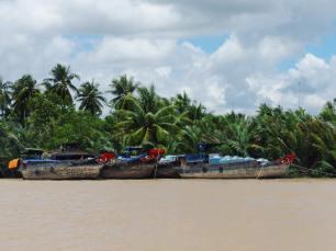 Mekong Delta travel river