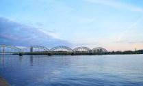 The Daugava Promenade
