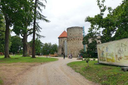 Castle Cesis
