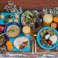 Top Vegan places to eat in Tbilisi