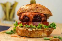 Burger Dr.Veggie
