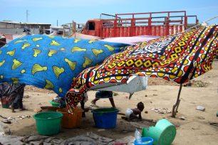 Angola fabrics