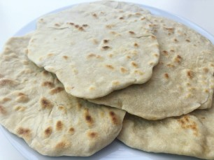 Chapati Vegan recipe