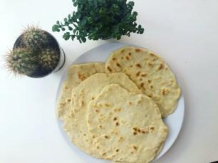 Vegan Chapati