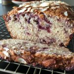 Cherry Almond Oatmeal Bread