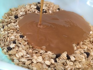 Crispy Chocolate Walnut Bites