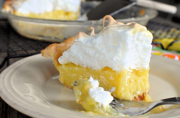 grandmas lemon meringue pie