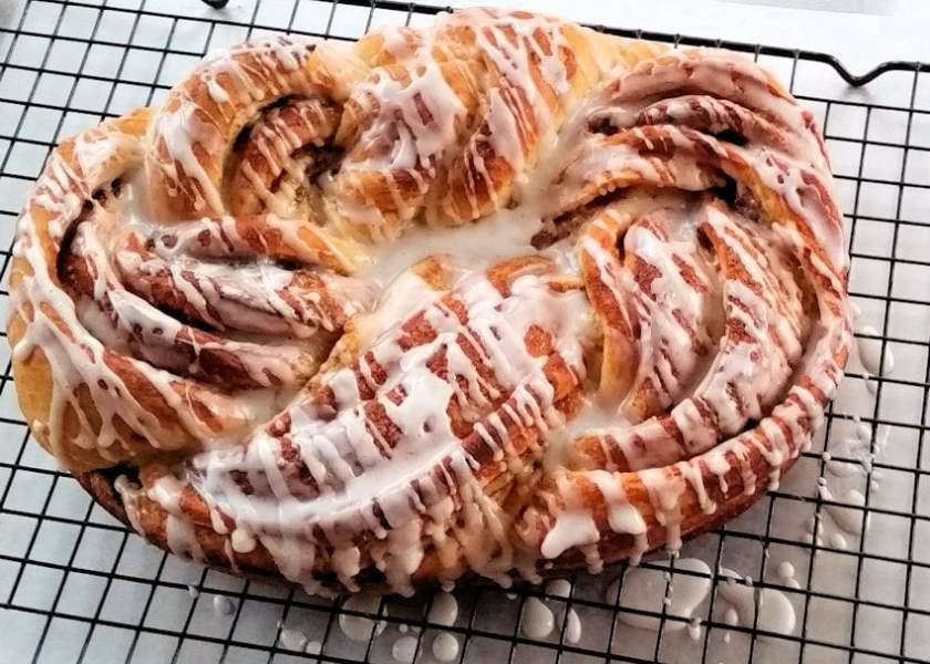 Chai Spice Twist Breakfast Bread