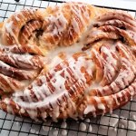 Chai Spice Twist Breakfast Bread