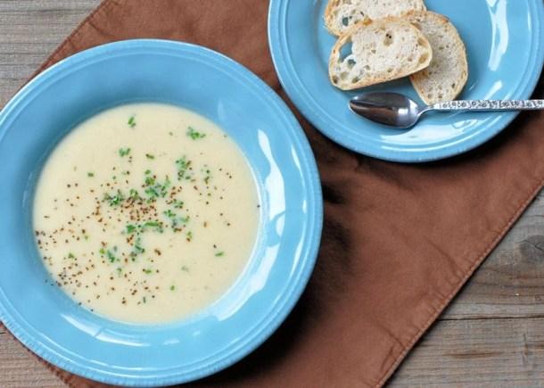 Cream of Onion Soup