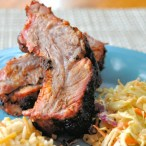 Simply Delicious BBQ Ribs