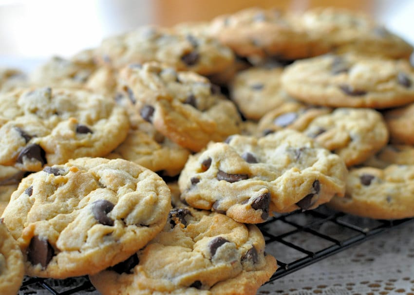 Possibly the Best Chocolate Chip Cookies c