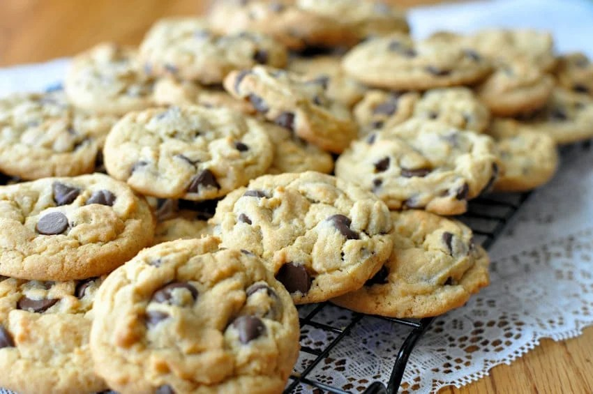 Possibly the Best Chocolate Chip Cookies d
