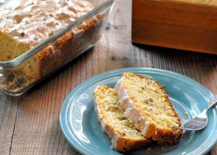 Orange Pecan Bread