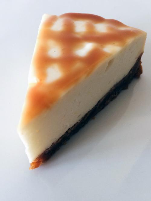 cheesecake slice