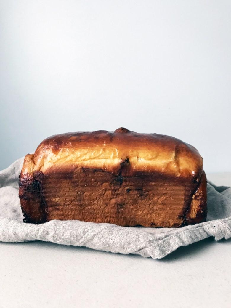 uncut swirl bread