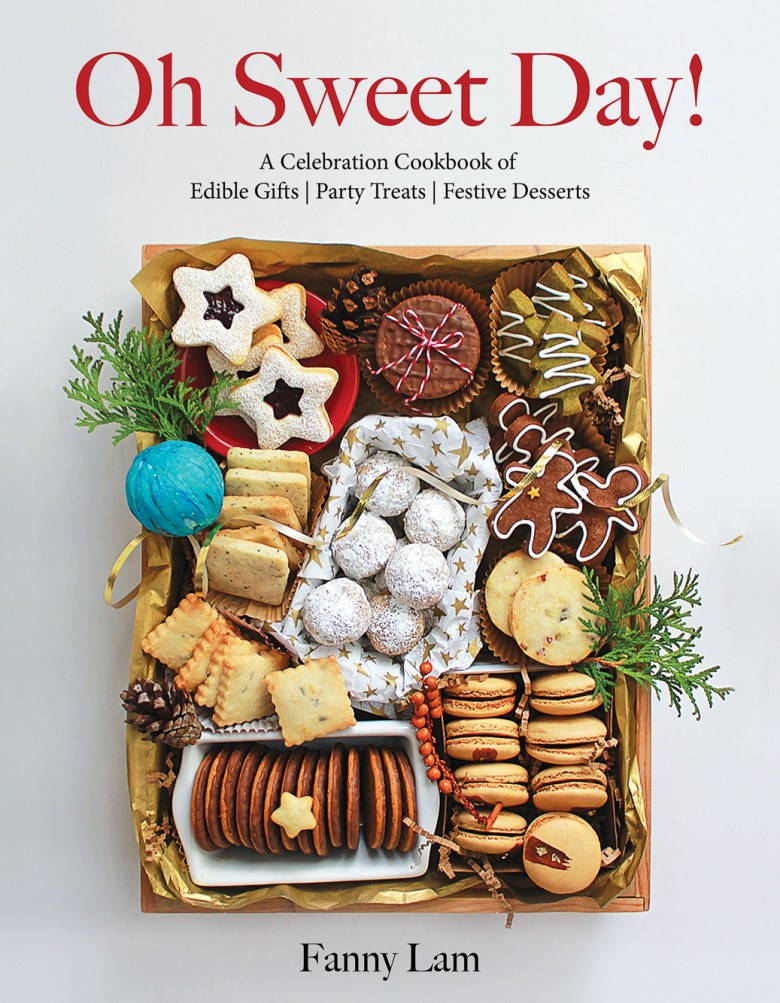 oh sweet day cookbook cover