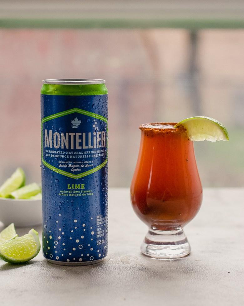 sparkling caesar cocktail montellier