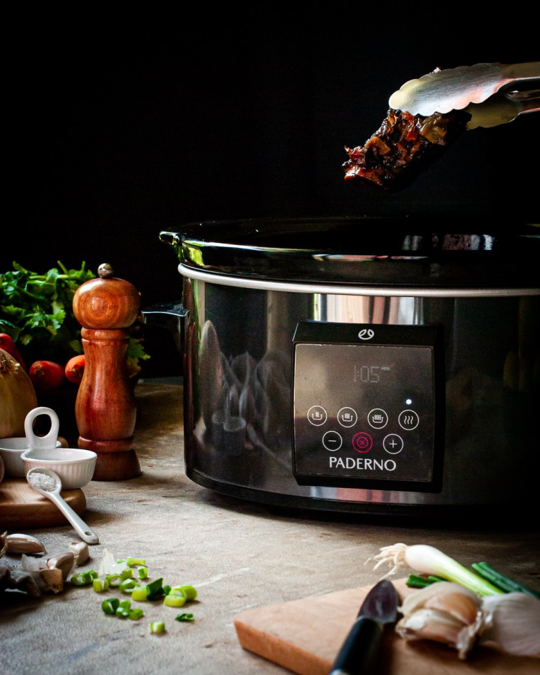 beef rib slow cooker