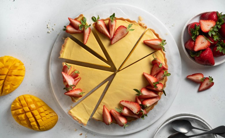mango strawberry
