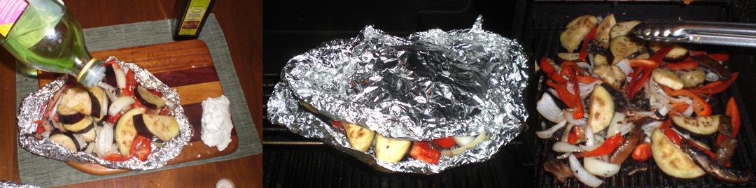 grilled-veggies-oil-foil