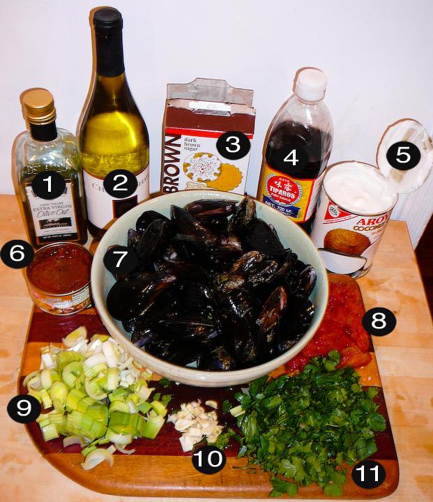 mussels-prep