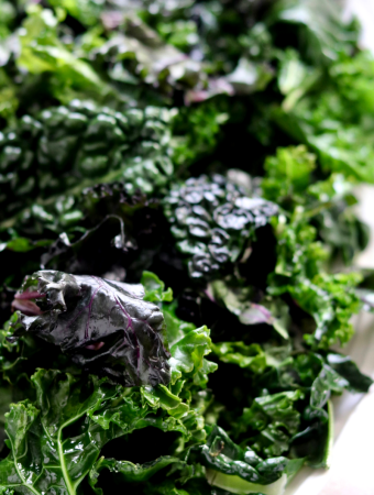 The Best Sautéed Kale