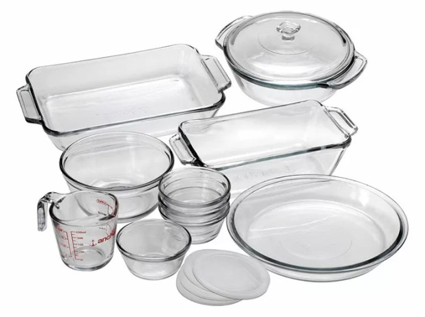 Best Glass Cookware Set