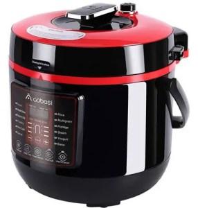 Aobosi Pressure Cooker 6Qt 8-in-1 Electric Multi-cooker