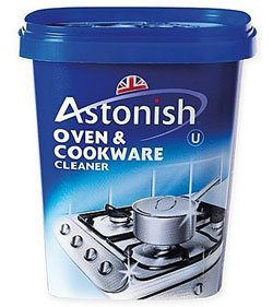 Astonish Cleaner for the Oven and Cookware