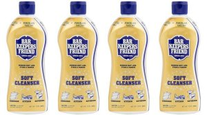 Bar Keepers Friend Soft Cleaner for Ceramic Coated Cookware