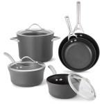 Calphalon 1876784 Contemporary Cookware Set