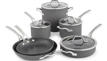 Calphalon Signature Cookware Set Review