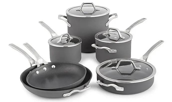 Calphalon Signature Cookware Set
