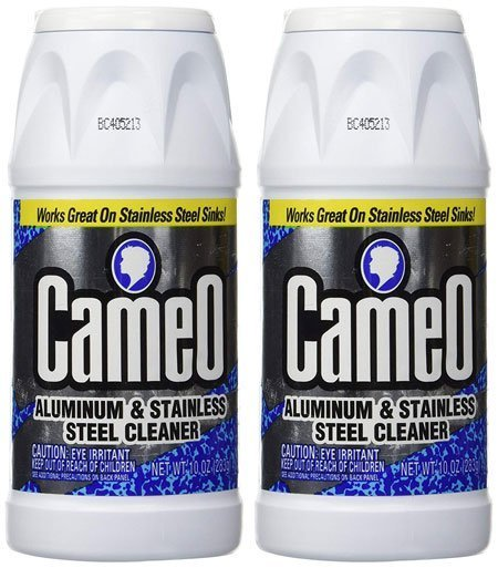 Cameo Aluminium and Stainless Steel Cleaner