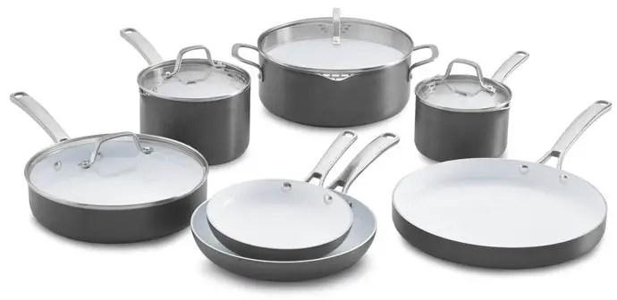 100% Ceramic Cookware