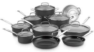 Cuisinart 66-17N - Best Anodized Cookware Set