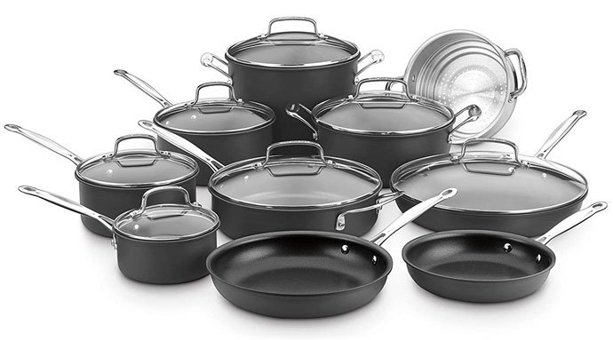 Cuisinart Chef's Classic Cookware Set Review