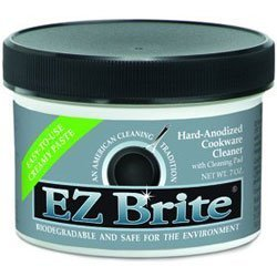 EZ Brite Hard-Anodized Cookware Cleanser