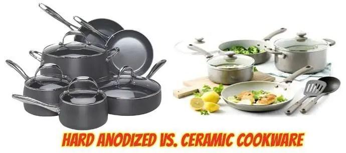 Hard Anodized Vs Ceramic