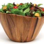 Lipper International 1174 Salad Bowl