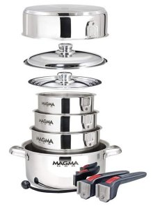 Magma Products, A10-360L-IND, Cookware Set