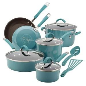 Rachael Ray Cucina Hard Porcelain Enamel Nonstick Cookware Reviews