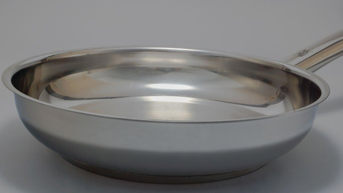 Stainless Steels Frying Pan