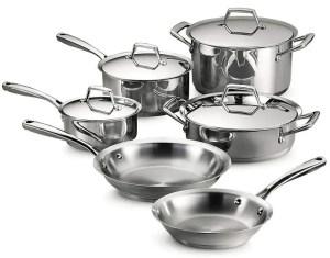 Tramontina 80101/202DS Gourmet Prima Stainless Steel Set