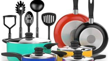 Vremi 15 Piece Nonstick Cookware Set Review